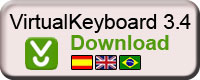 VirtualKeyboard 3.4 download