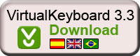 VirtualKeyboard 3.3 download